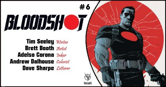 Bloodshot #6 preview feature