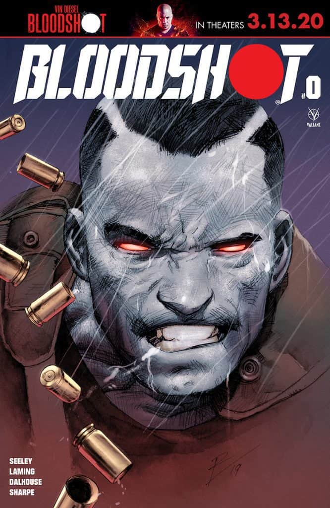 BLOODSHOT #0 - Cover A