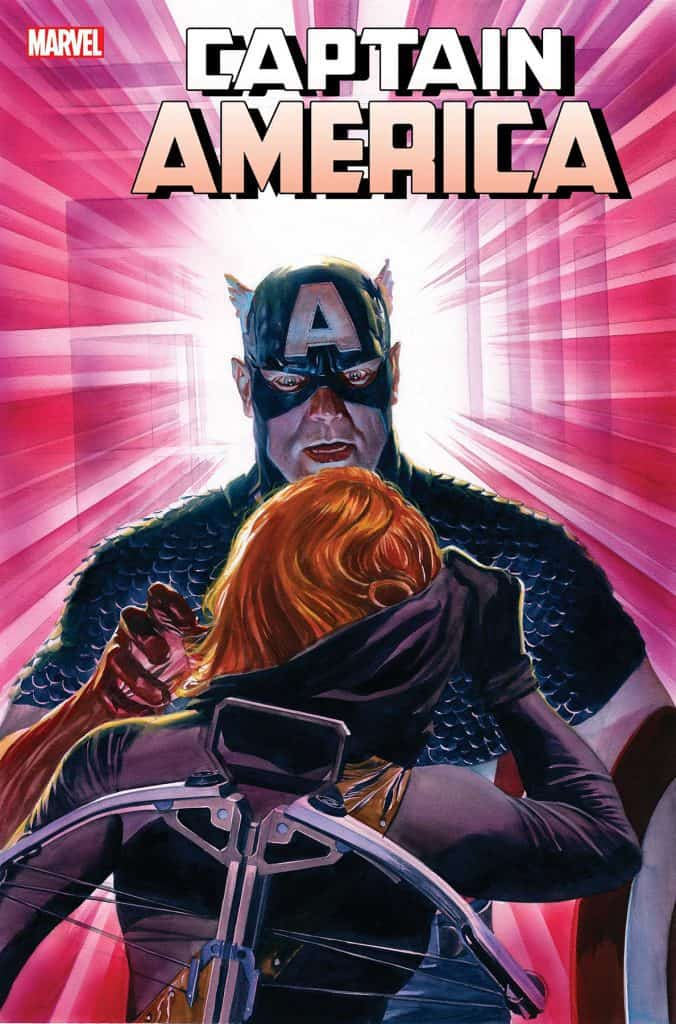 Captain America #19 - Cover A