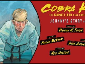 Cobra Kai The Karate Kid Saga Continues