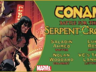 Conan Battle for the Serpent Crown #2