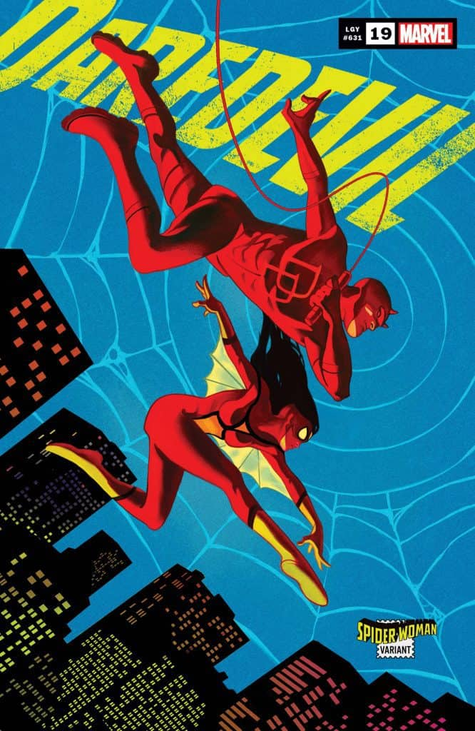 DAREDEVIL #19 - Cover B