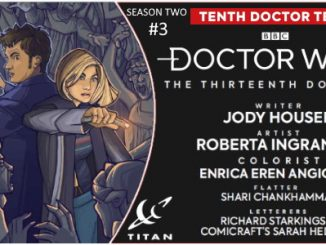 DOCTOR WHO THE THIRTEENTH DOCTOR Season Two #3