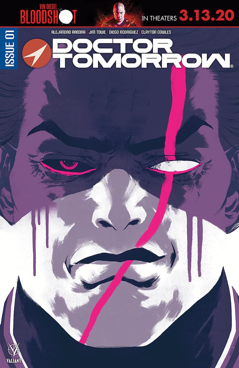 DOCTOR TOMORROW #1 - Cover C