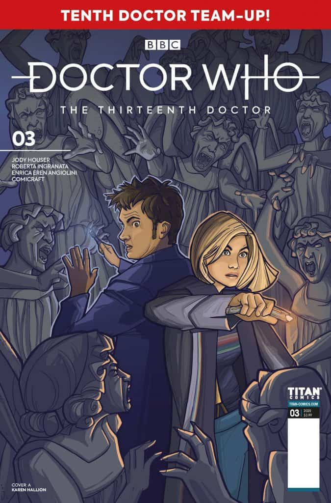 Doctor Who The Thirteenth Doctor Season Two #3 - Cover A