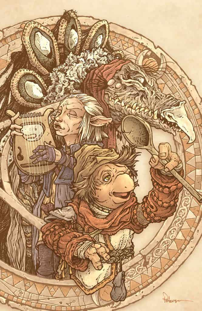 JIM HENSON'S THE DARK CRYSTAL: AGE OF RESISTANCE #6 - Unlocked Retailer Cover