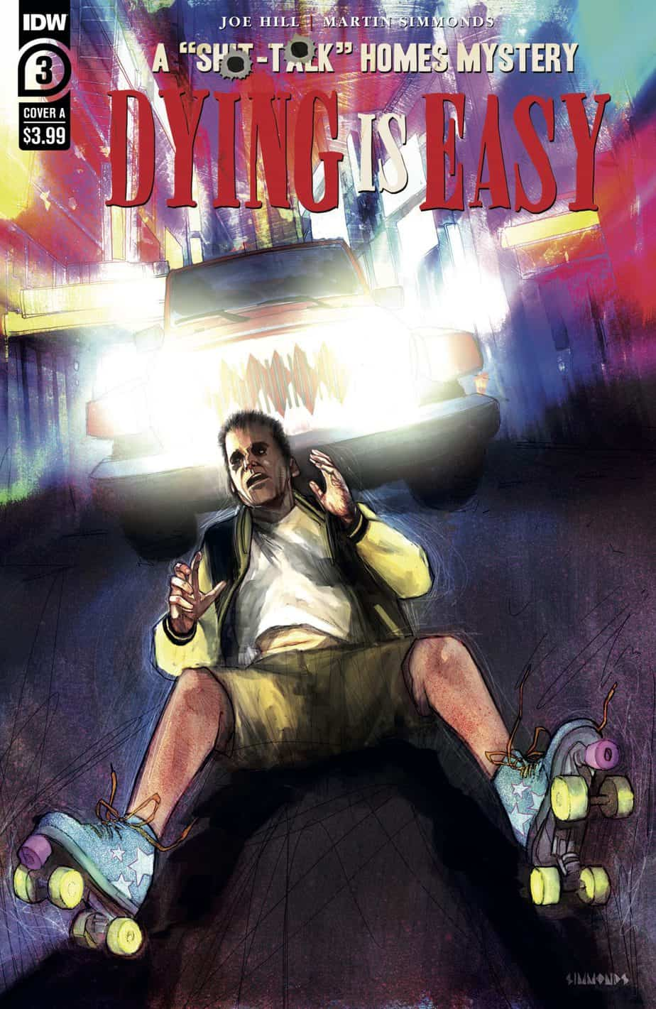 Dying is Easy #3 - Cover A