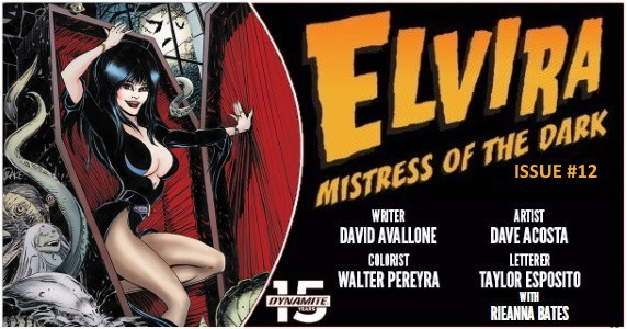 ELVIRA Mistress of the Dark #12