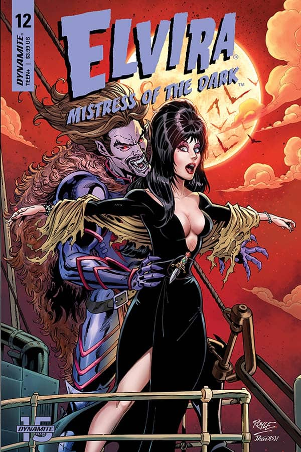 Elvira: Mistress of the Dark #12 - Cover C