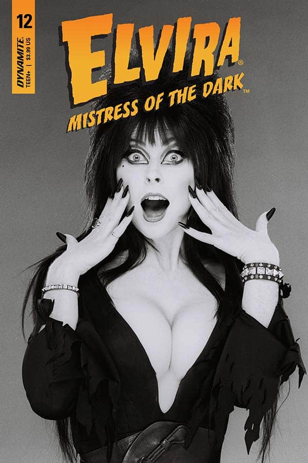 Elvira: Mistress of the Dark #12 - Cover D