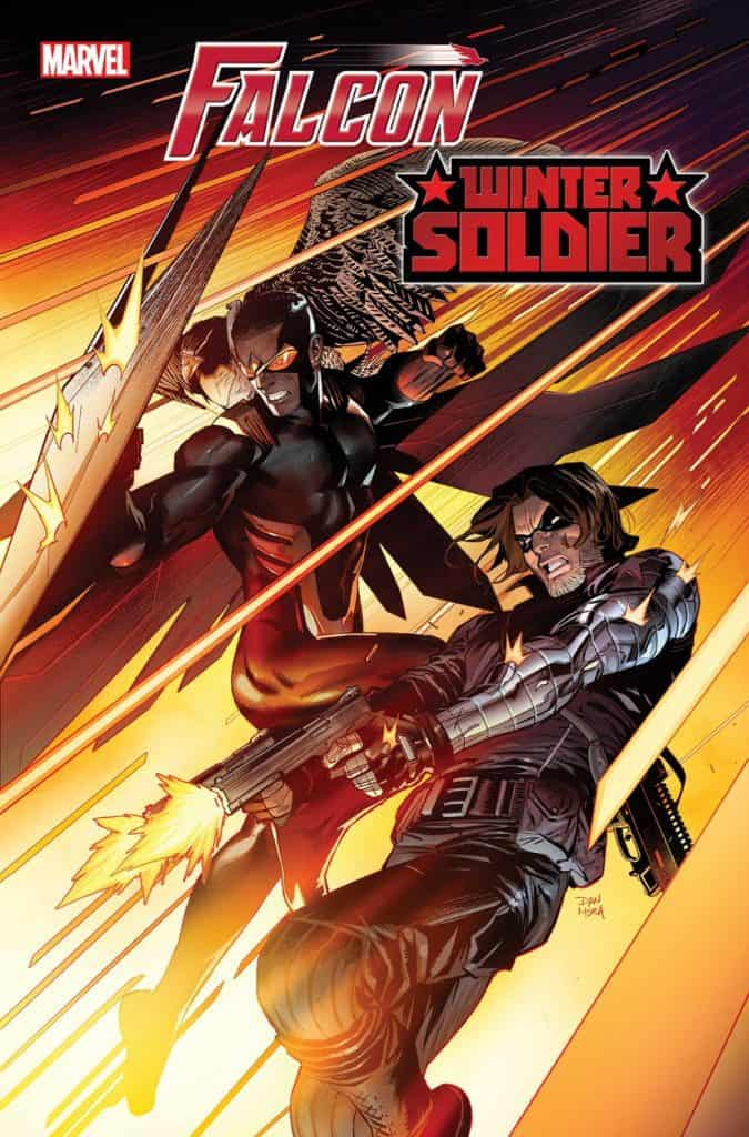 FALCON & WINTER SOLDIER #1 - Cover A