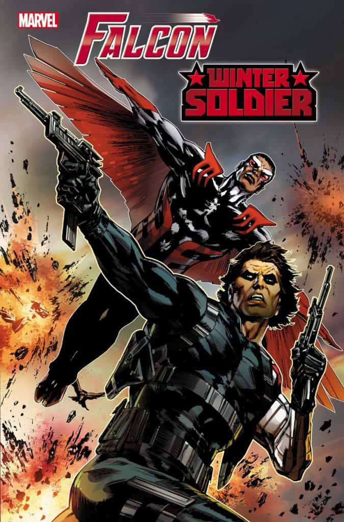 FALCON & WINTER SOLDIER #1 - Cover C