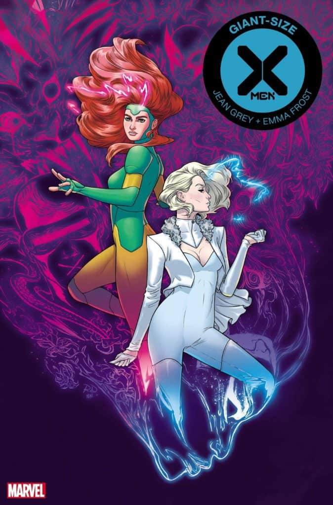 GIANT SIZE X-MEN Jean Grey and Emma Frost #1 - Cover A