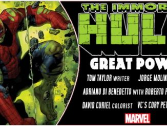 IMMORTAL HULK Great Power #1