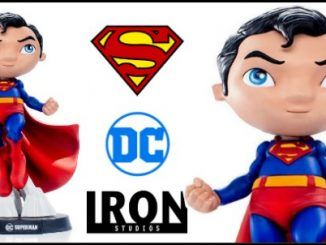 Iron Studios MiniCo Superman