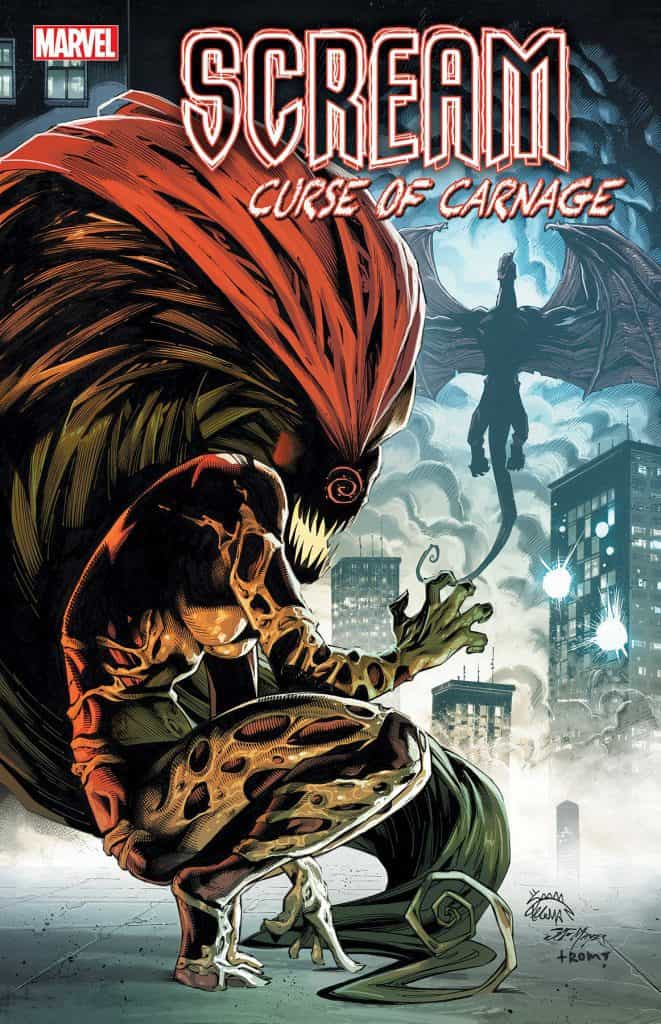 SCREAM: CURSE OF CARNAGE #4 - Cover A