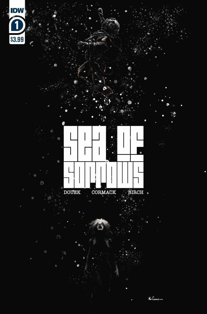 SEA OF SORROWS #1 - Cover A