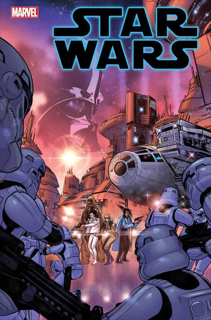 STAR WARS #3 - Cover A