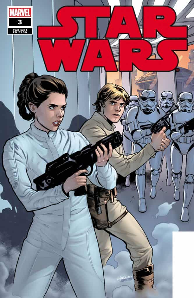 STAR WARS #3 - Cover C