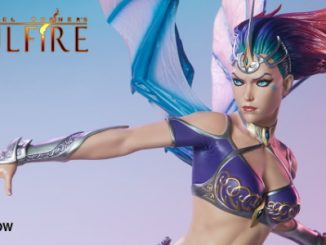 Soulfire Grace Statue Unboxing video