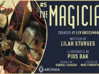 THE MAGICIANS #5