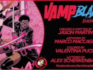 VAMPBLADE Season Four #7