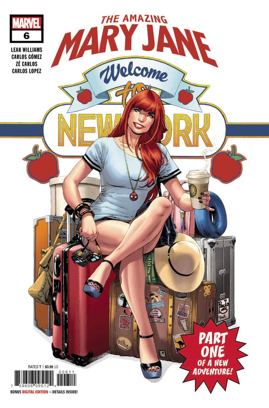 AMAZING MARY JANE #6 - Cover A