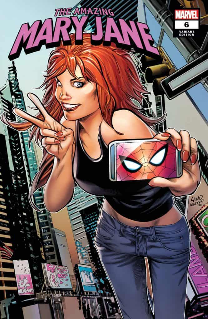 AMAZING MARY JANE #6 - Cover B