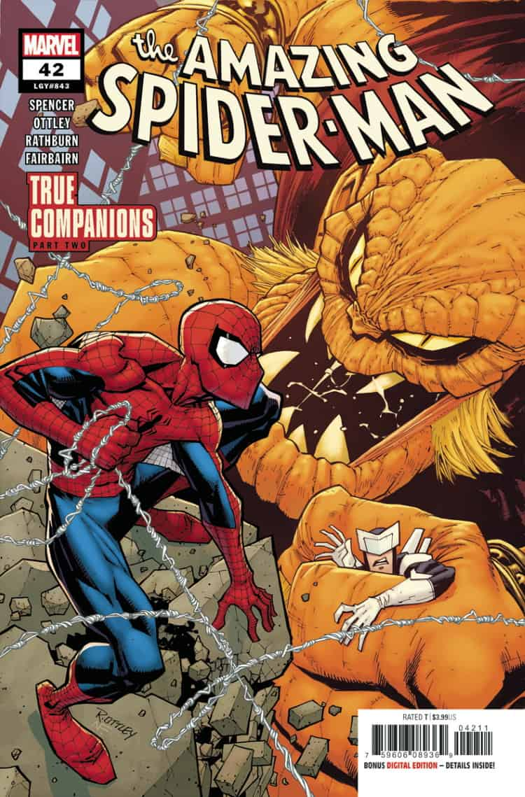 AMAZING SPIDER-MAN #42 - Cover A