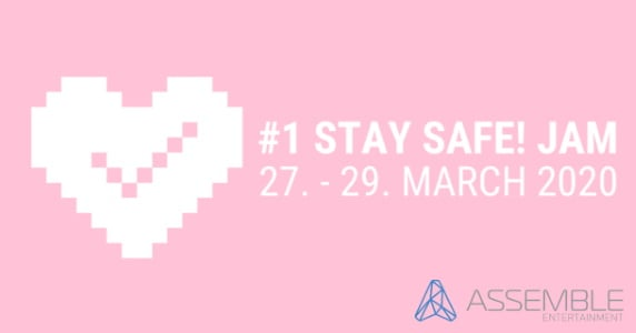 Assemble Stay Safe Jam feature
