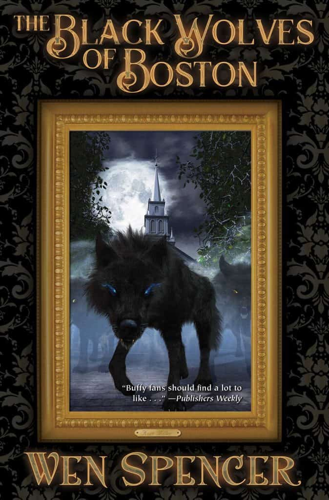 Black Wolves of Boston Cover