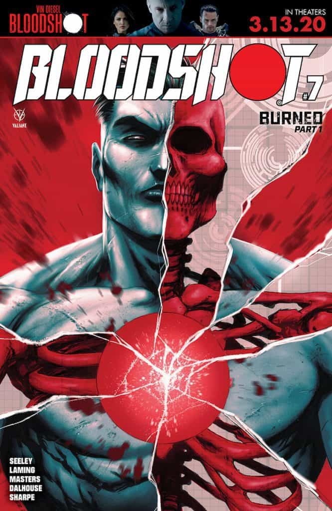 BLOODSHOT (2019) #7 - Cover A