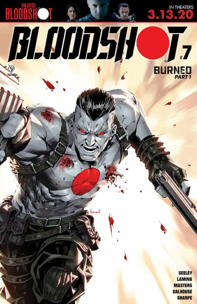 BLOODSHOT (2019) #7 - Cover B