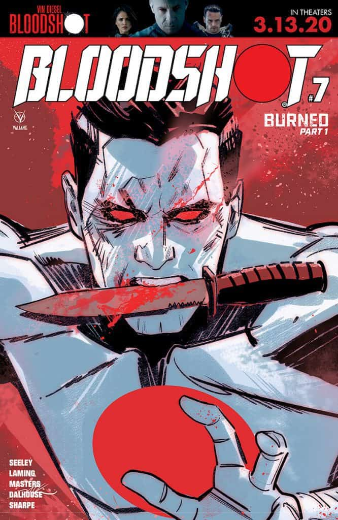 BLOODSHOT (2019) #7 - Cover C