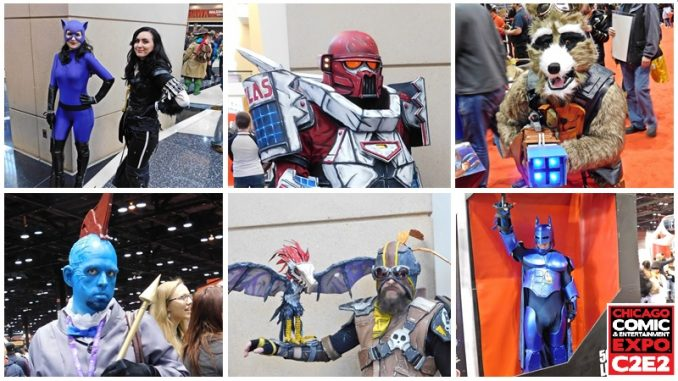 C2E2 2020 Saturday Cosplay Part 3 feature