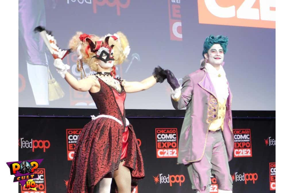 C2E2 2020 Sunday Masquerade Final Winners