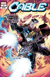CABLE #1 - Cover C