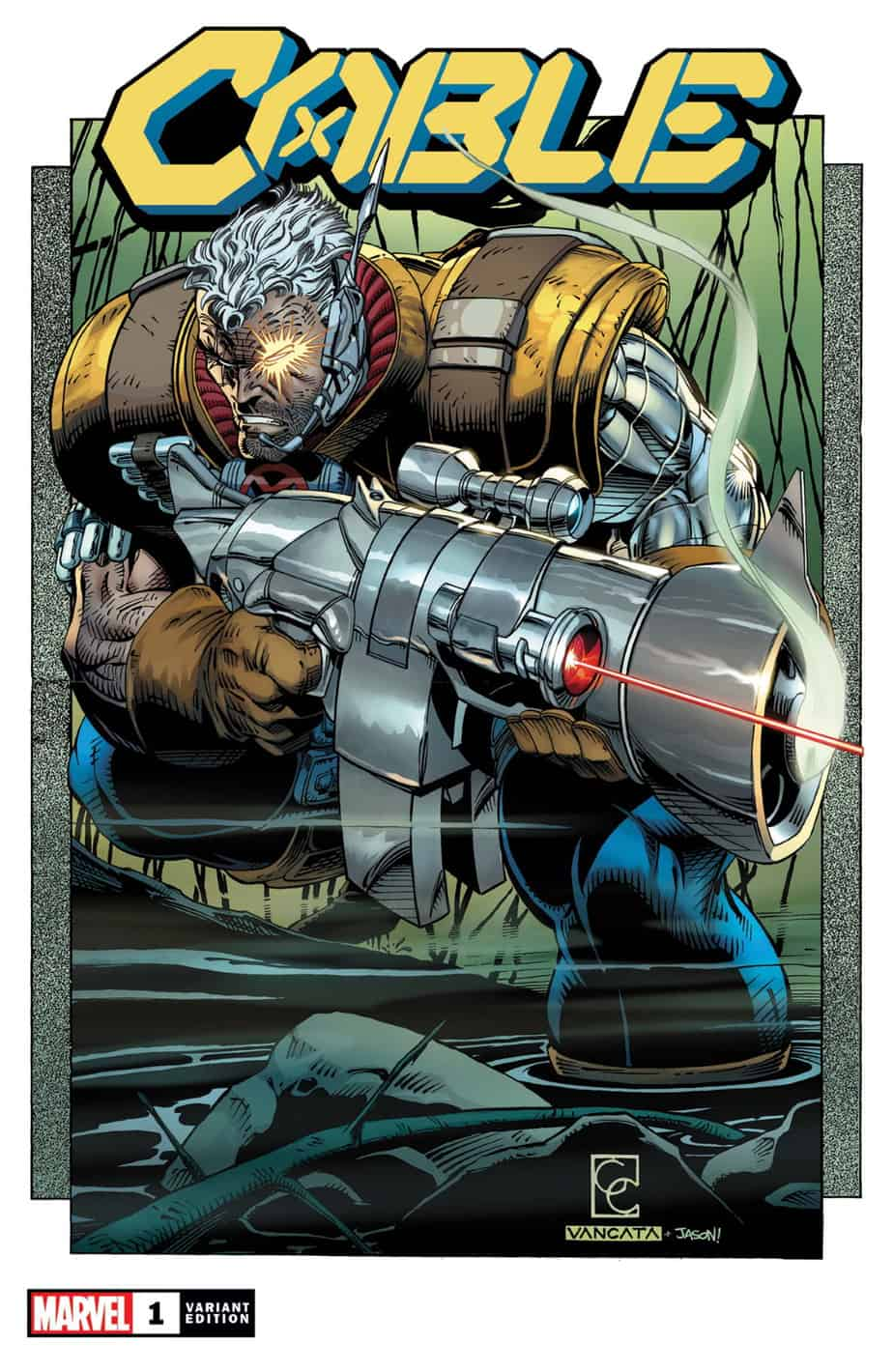 CABLE #1 - Cover D