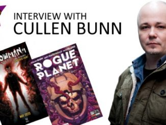 Cullen Bunn interview