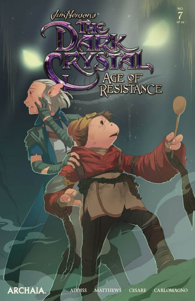 Jim Henson's The Dark Crystal: Age of Resistance #7 - Main Cover