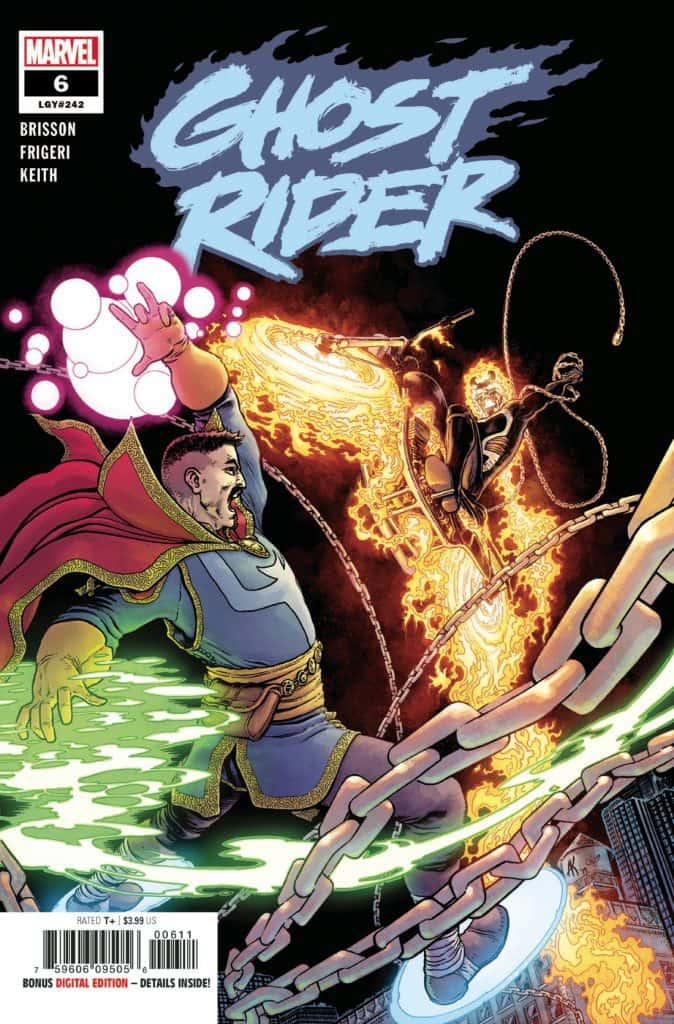 GHOST RIDER #6 - Cover A
