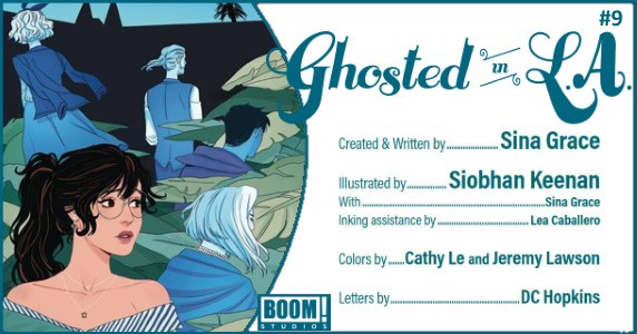 GHOSTED IN L.A. #9
