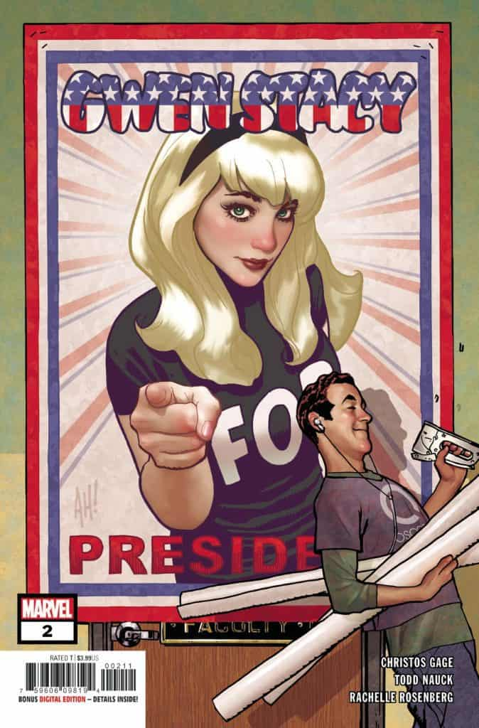 GWEN STACY #2 - Cover A