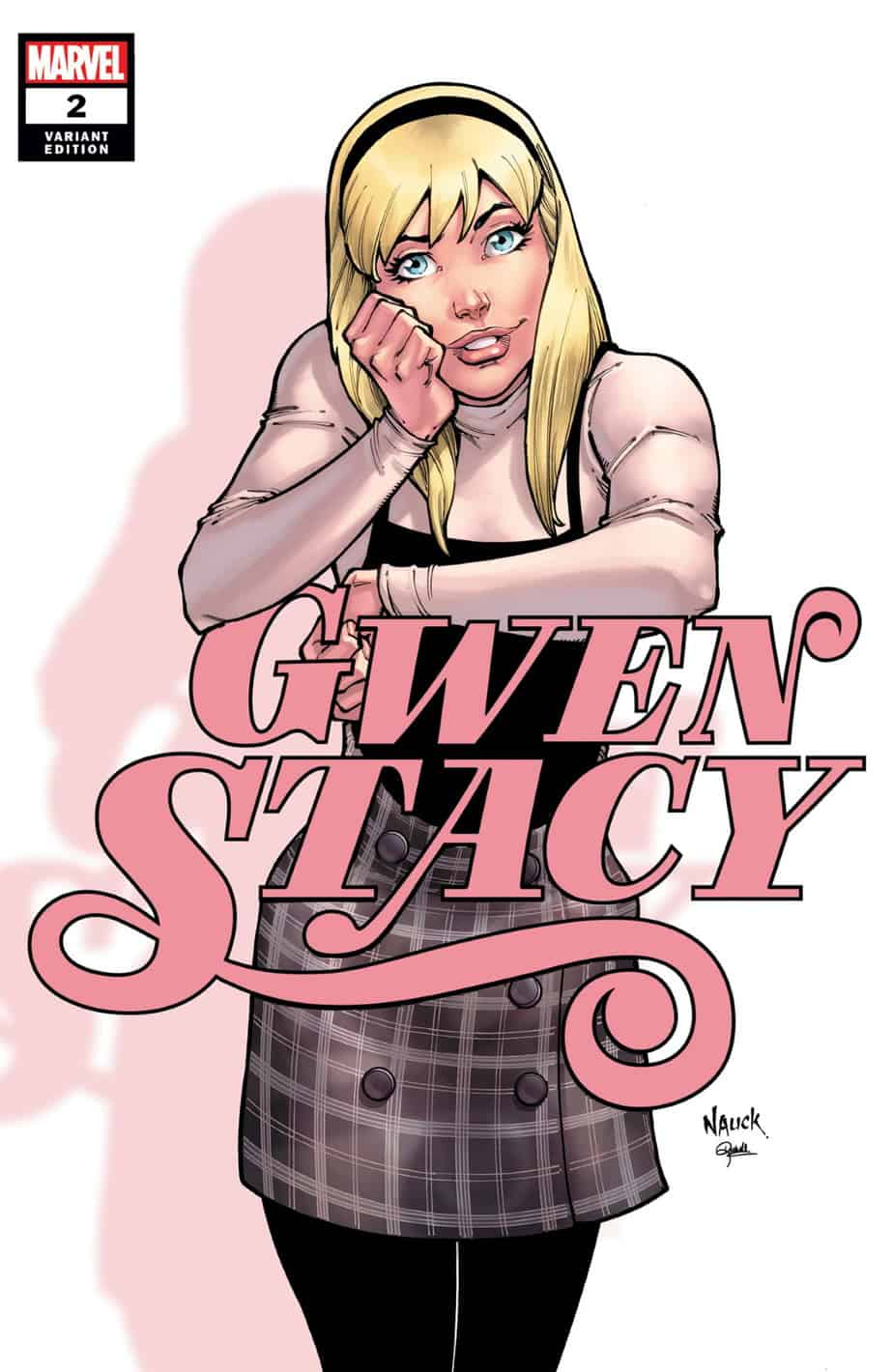 GWEN STACY #2 - Cover D