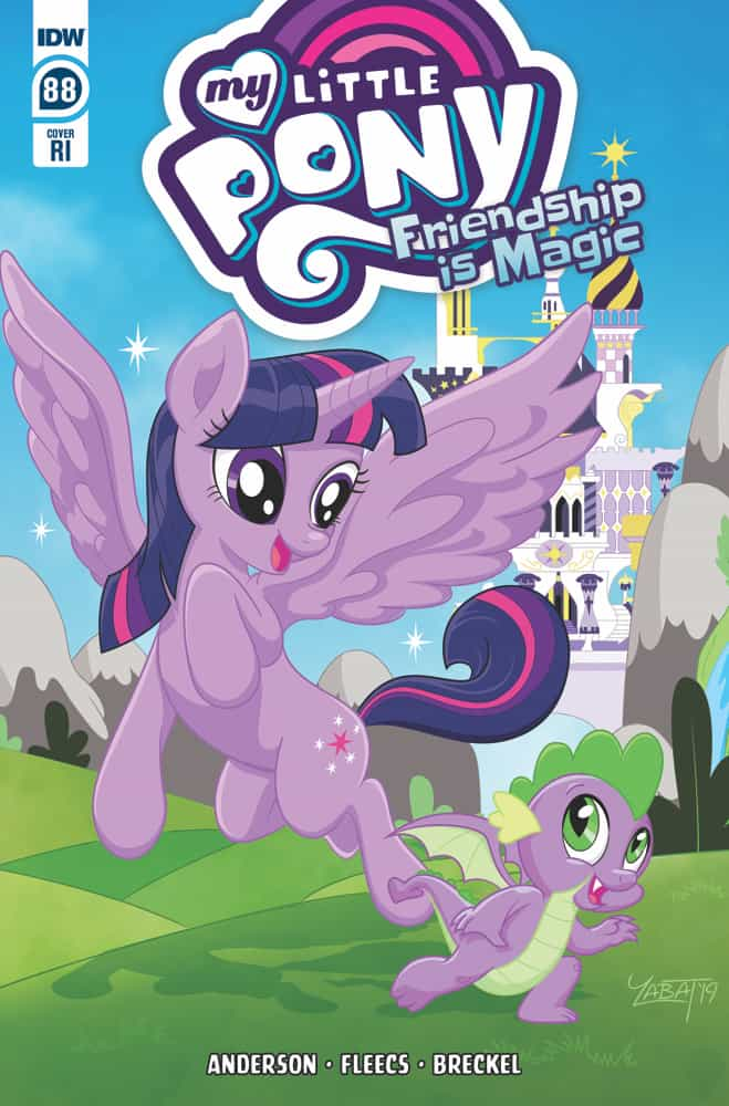 My Little Pony: Friendship is Magic #88 - Retailer Incentive