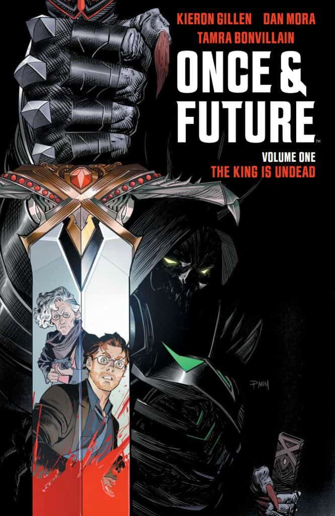 Once & Future Vol. 1 TPB cover