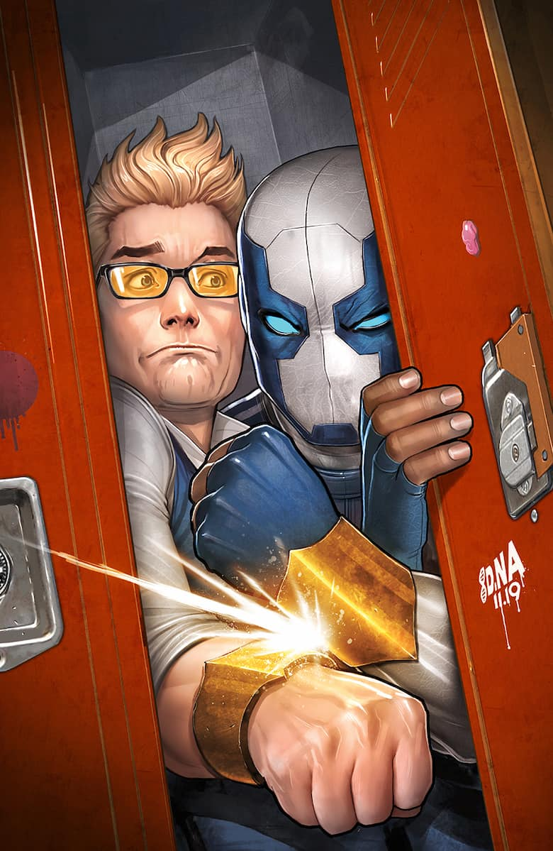 QUANTUM AND WOODY #3 - Cover E