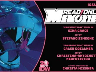 READ ONLY MEMORIES #
