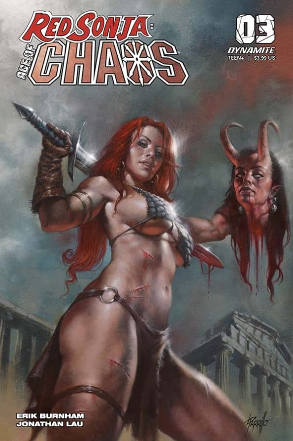 Red Sonja: Age of Chaos #3 - Cover A