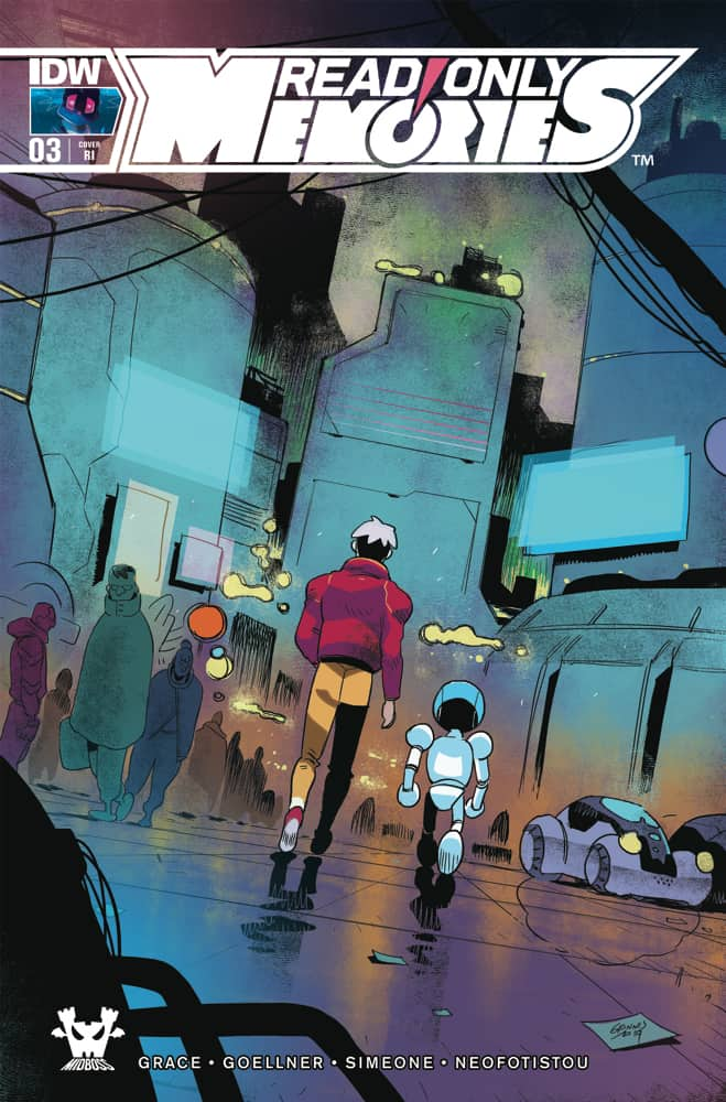 Read Only Memories #3 - Retailer Incentive Variant